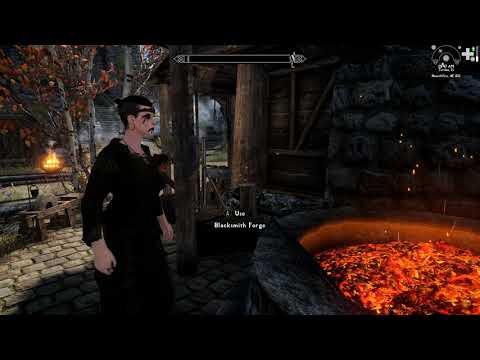 The Elder Scrolls V Skyrim Special Edition 2019 Lexy's LoTD Build.