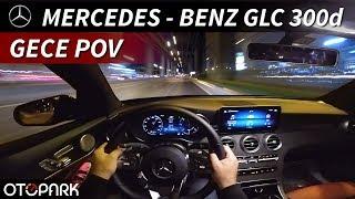 2020 Mercedes GLC 300 d 4MATIC Coupé | POV Gece Sürüşü - Otopark.com