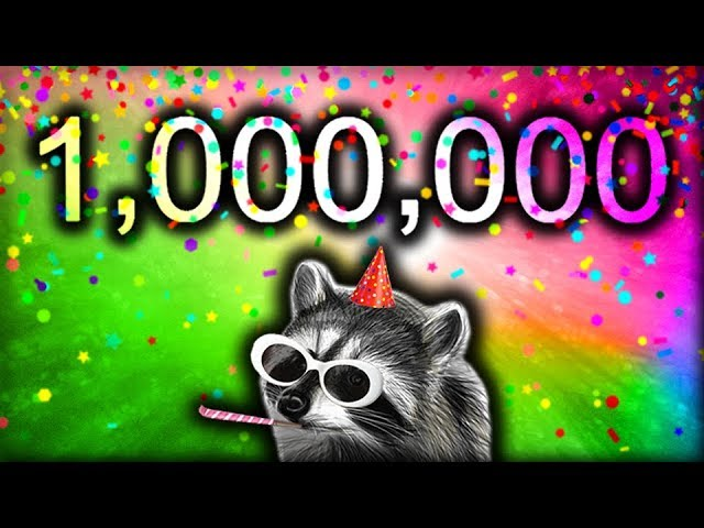 1,000,000 SUBSCRIBERS (best of 2018)