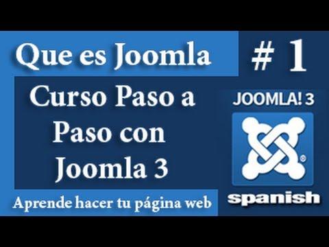 Que es Joomla
