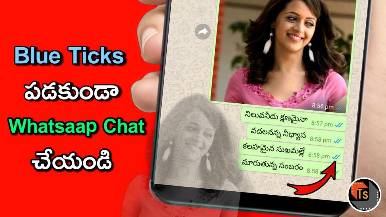 how to see whatsapp messages without blue tick|how to see whatsapp sms without blue ticks in telugu
