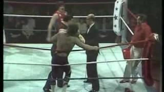 World Of Sport - Dynamite Kid vs Mark Rollerball Rocco pt.2 (80-12-06)