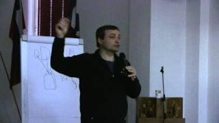 Moški zajtrk v Veržeju  - gost pater Branko Cestnik 1.3.2014