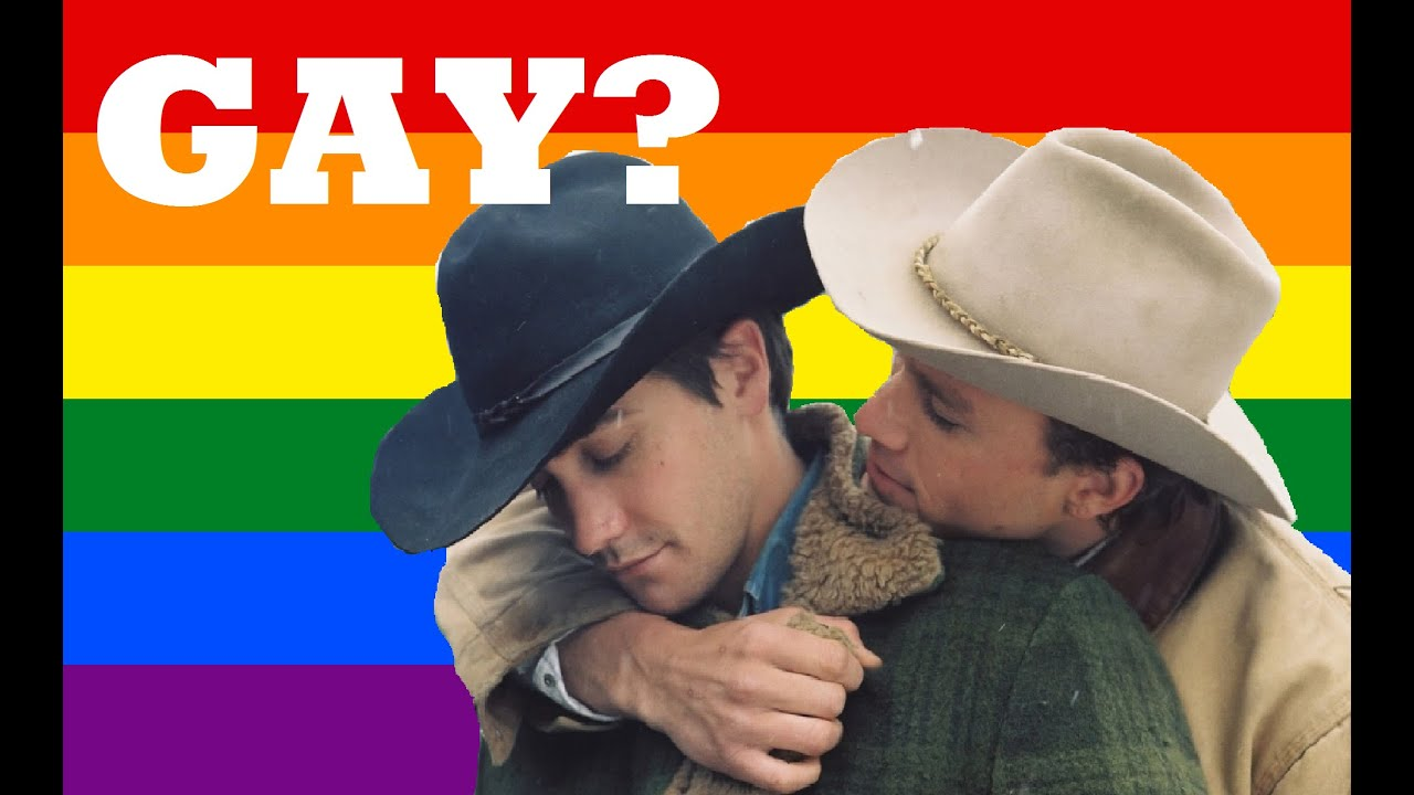 are they gay brokeback mountain  brokeback mountain