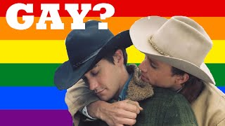 Are They Gay? - Brokeback Mountain