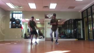 Gwan Big Up Urself; Choreography by Joshua Raphael & James England