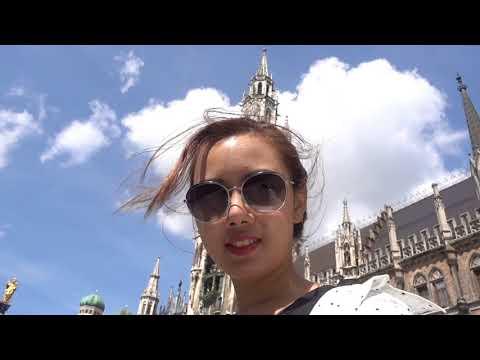 Travel in Munich | Travel Vlog