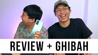Samsung Galaxy NOTE 20‼️ REVIEW & GHIBAH  😈😎🤣💩