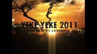 Yeke Yeke 2011 (Timothy Allan Remix) - Mory Kante vs. Loverush UK!
