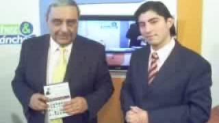 Tenor Ignacio Gomez y Américo Giuliucci,La Mañana Diferente,2008-10-06