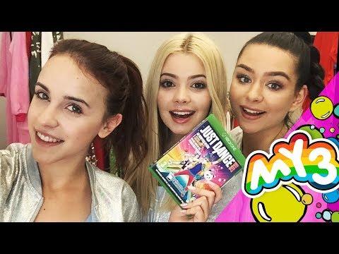 Just Dance Zapowiedź poniedziałkowego super odcinka!!!