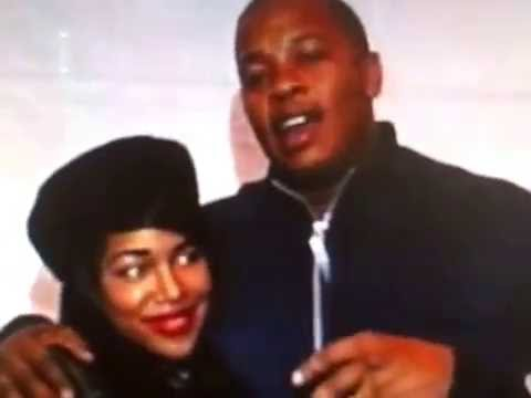 Dr. Dre, Michel'le, and more at Death Row Christmas Party '95