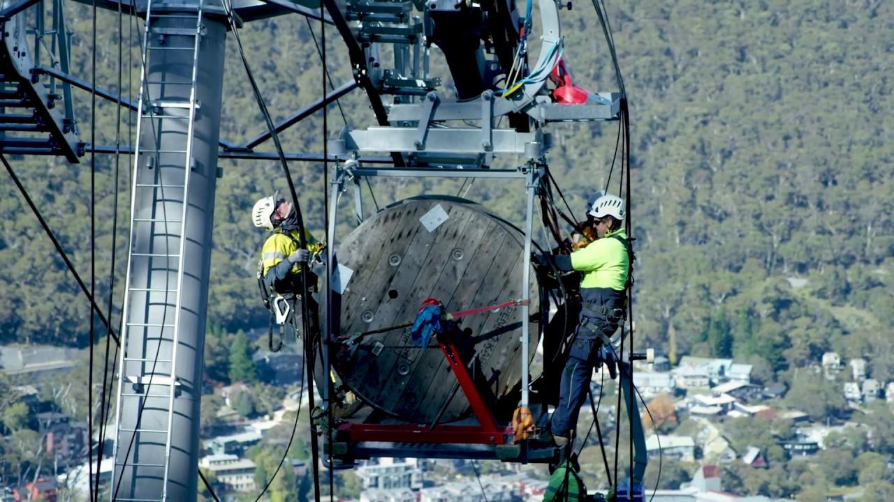 Merritts Gondola Construction Update | Developments & Final Stages