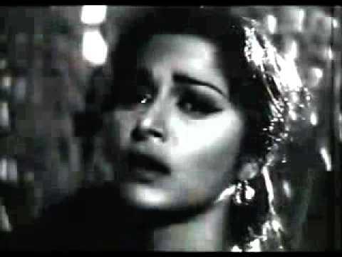 MERI BAAT RAHI MERE MAN MEIN -ASHA BHONSLE -SHAKEEL -HEMANT KUMAR (SAHEB BIBI AUR GHULAM 1962)
