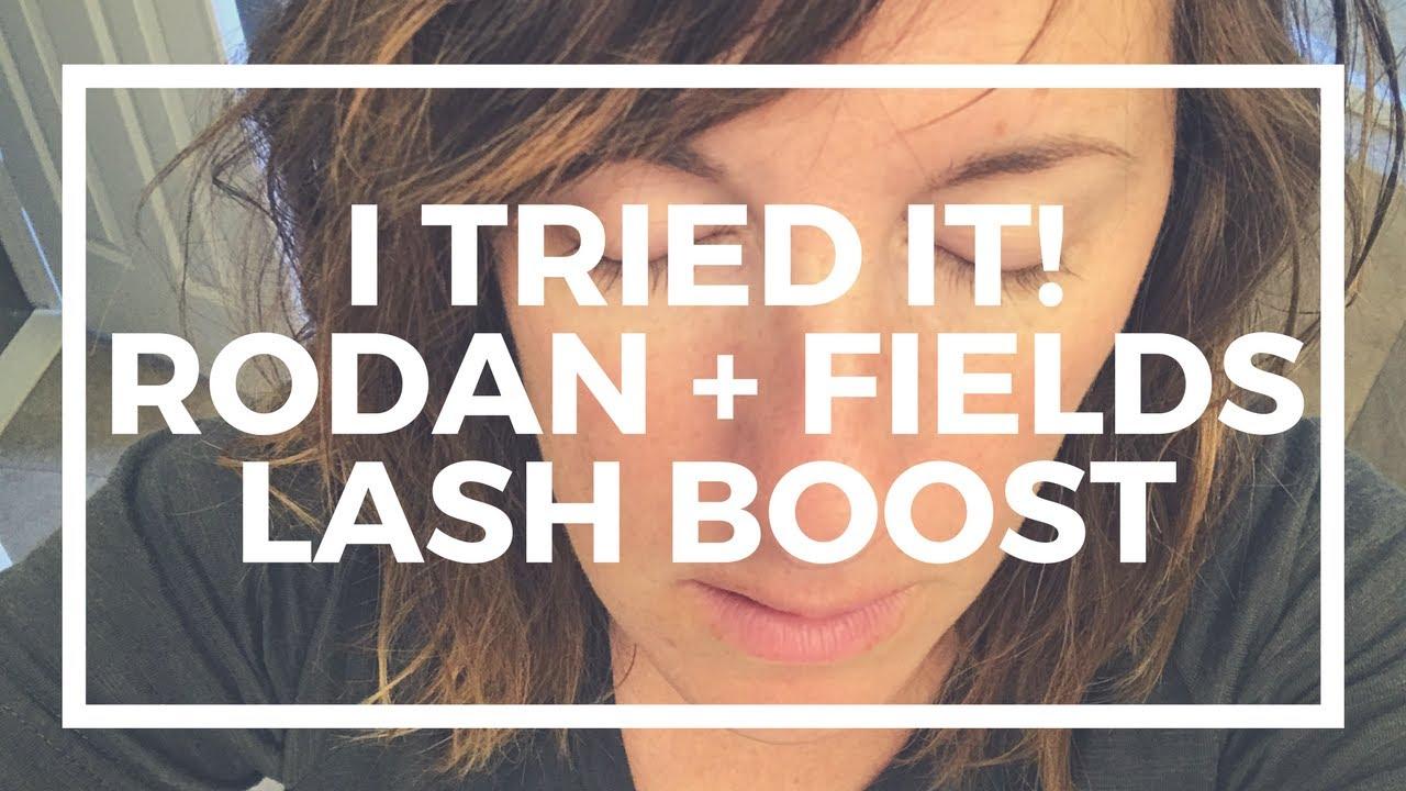 739f6ab0e9b I TRIED IT: Rodan + Fields Lash Boost - YouTube