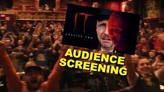 Audience Screening - Nostalgia Critic's Review of It Chapter Two