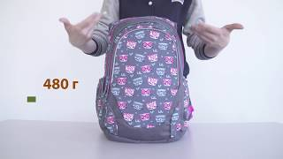 Обзор удобного школьного рюкзака School от ТМ