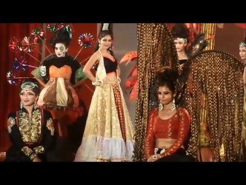 Winner of Vogue Fashion Show | AIFD Bangalore | Mood   Indigo | IIT-B 2015-16