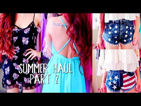 COLLECTIVE SUMMER HAUL PART 2