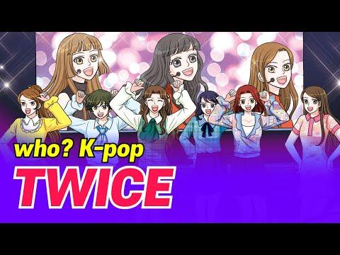 케이팝 최정상 걸 그룹 'who? K-pop 트와이스' 출간!