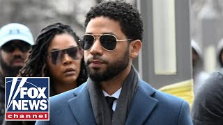 Live: Smollett, lawyers speak after prosecutors drop charges