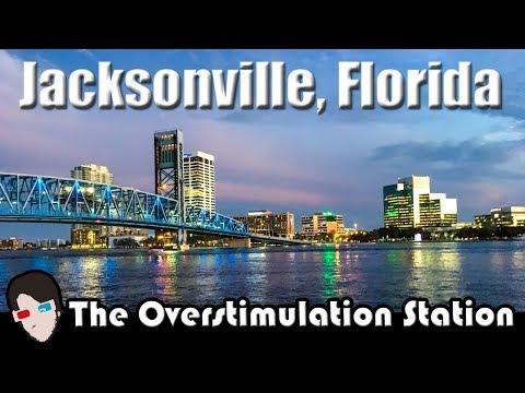 Jacksonville, Florida: A Tour of My Hometown | N.Y.G. Vlog