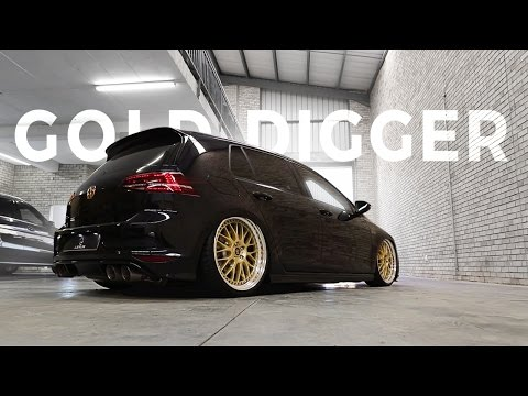 GOLD DIGGER GOLF R