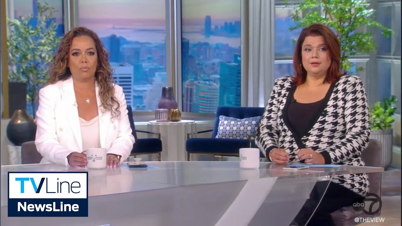 'The View': Sunny Hostin & Ana Navarro Exit Stage After Testing ...