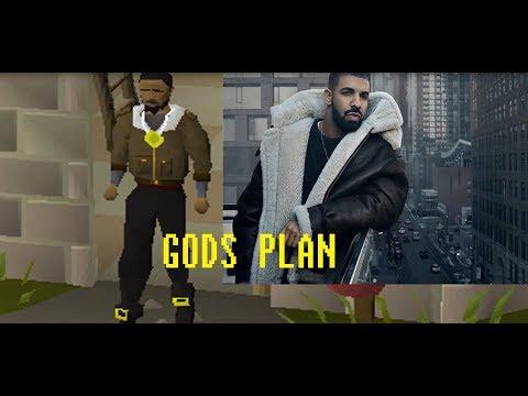 OSRS Drake Gods Plan RSMV Ft F2p Noobs