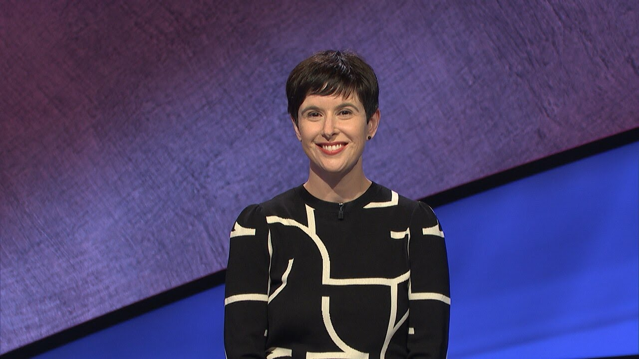 Michigan woman is current 'Jeopardy' champion on Katie Couric's ...