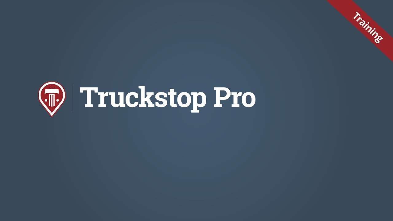 Truckstop Pro - Carrier Load Searching