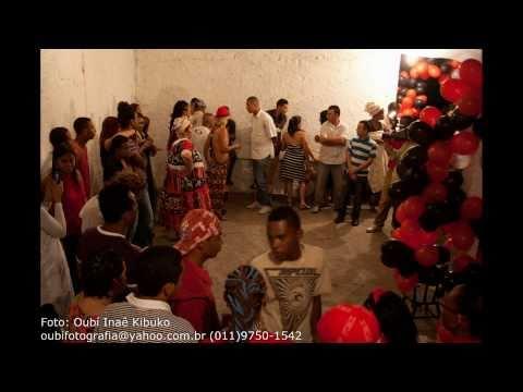 Festa da Pomba Gira Princesinha das Sete Encruzilhadas - Pai Gegê D