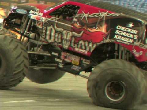 Michigan Monster Trucks 2008 Highlight Video