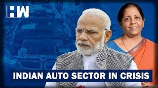Indian auto sector at 20 years low, 2 lakh jobs lost