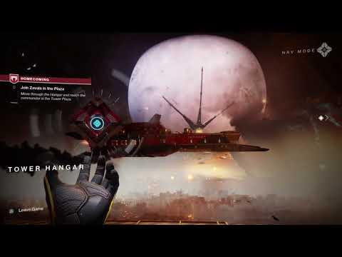 Destiny 2 Gameplay, A Warlock's New Beginning