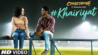 Khairiyat   Chhichhore   Sushant, Shraddha   Pritam  Arijit Singh   New copyright free song