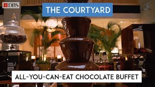 Chocolate Buffet At The Courtyard