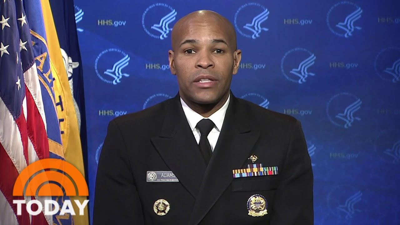 US Surgeon General Jerome Adams On Coronavirus: 'This Week It's Going To Get Bad' | TODAY