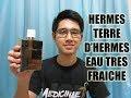 Hermes Terre d'Hermes Eau Tres Fraiche for men   Fragrance Review