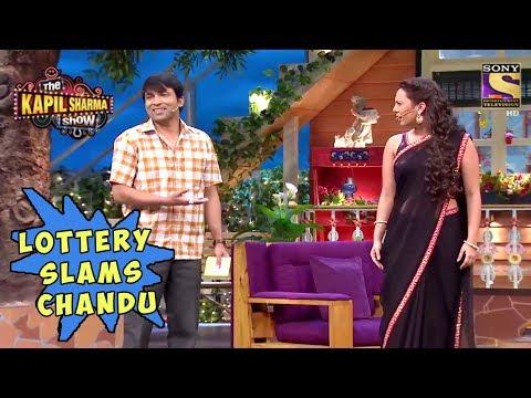 Lottery Slams Chandu - The Kapil Sharma Show