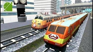 Indian Train Driver 3D - Android Gameplay FHD