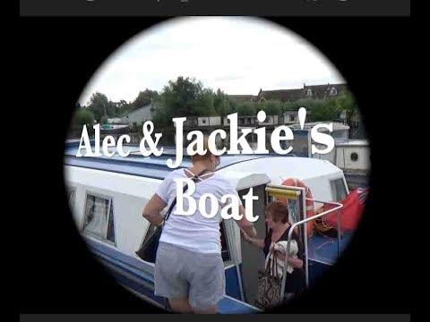 Alec & Jackies Boat Wroxham Norfolk Broads Aug-2017