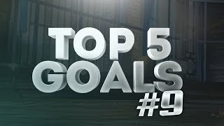 TOP 5 GOALS OF THE WEEK #9 | (Edited by KanDyy)