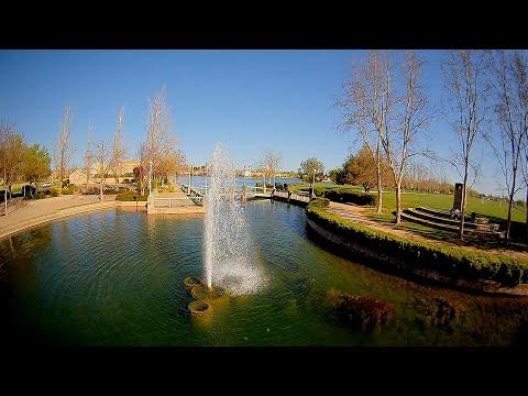 FPV Break Flight in California - 2021-03-29 - Spring must be here