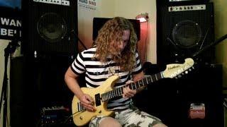 Rake / Шумовые эффекты. Шкребки/Рейки на гитаре.