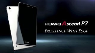 Huawei Ascend P7 первый взгляд и ПО