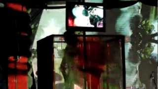 Skinny Puppy-Rodent live 2010 Warsaw