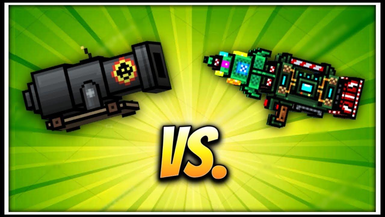 Pixel Gun 3D , Big Buddy vs. Christmas Ultimatum!