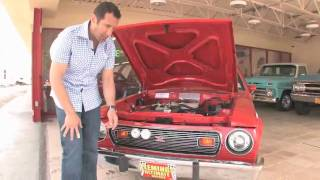 1974 AMC Gremlin X  for sale with test drive, driving sounds, and walk through video