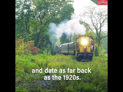 Take a scenic ride through the Catskills on a 200-year-old railroad